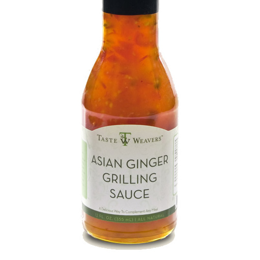 Asian ginger grilling sauce put it on anything that needs some zing