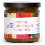 Mango Pineapple Chutney - the Gracious Gourmet - available at Spoonabilities.com