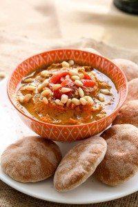 Roasted Red Pepper Hummus at Spoonabilities