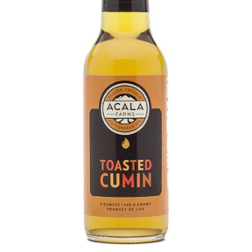 You can buy Toasted Cumin Cottonseed Oil - a rich, cotton oil with a earthy, nutty, toasted cumin flavor, with a penetrating aroma with hints of lemon. For sale at Spoonabilities.com