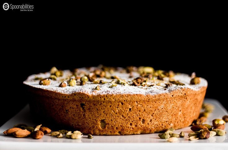 Cottonseed Meal Cake Recipe