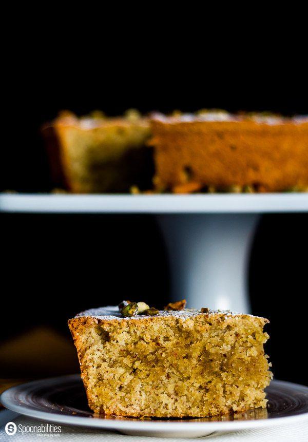 Pistachio Cake Almond Extract