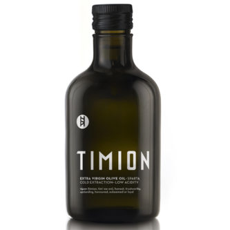 Timion Organic Extra Virgin Olive Oil from Southeast Peloponnese entirely based on ethical, organic cultivation respecting the environment. Available at Spoonabilities.com