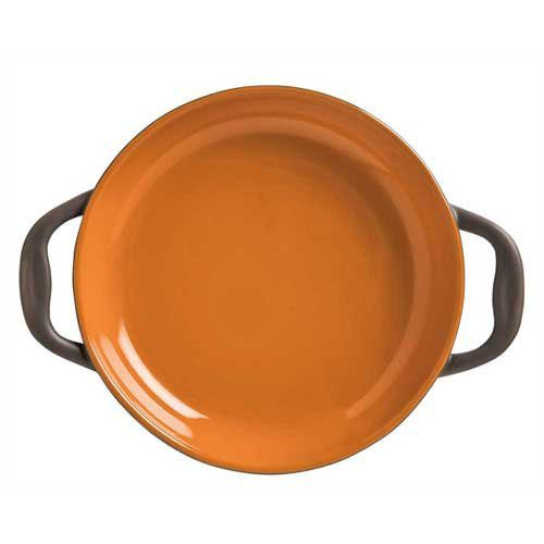 World Tableware Inc Coos Bay Pumpkin Round Server  sc 1 st  Spoonabilities & Coos Bay Round Server Pumpkin 14oz | Spoonabilities