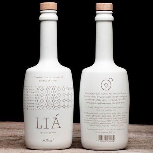LIA premium extra virgin olive oil. LIA EVOO. Greek Product. Spoonabilities.com