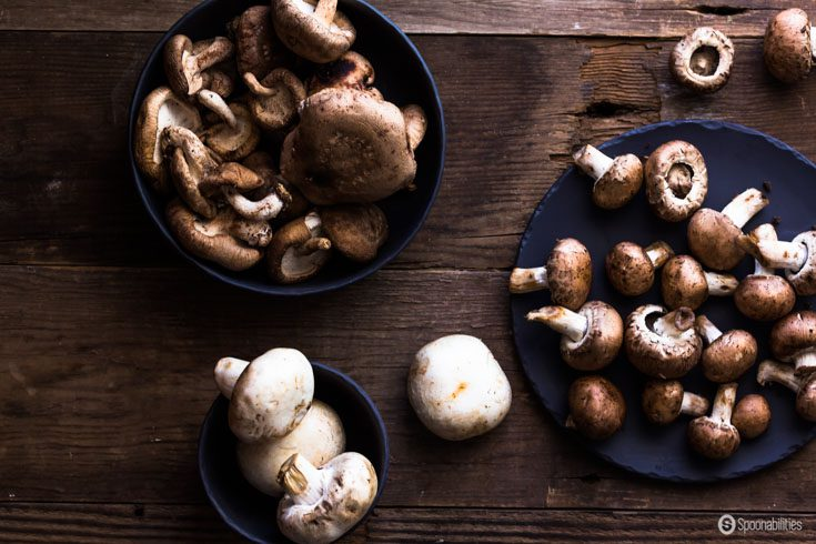 This Mushroom Stuffing recipe is packed with fresh herbs and veggies. Some Mushrooms benefits are Fight Cancer, Improve Immunity, Reduce Inflammation, Spoonabilities.com