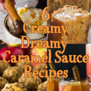 Caramel Sauce Recipes are what come to mind during the holidays. We put together 6 holiday caramel treats with apples, pears, and a cocktail. Enjoy. Spoonabilities.com