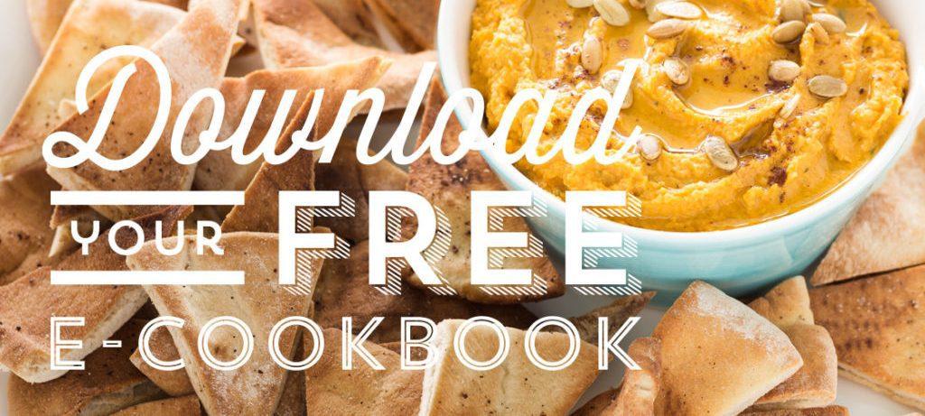Spoonabilities ebook - Download your free cookbook of easy appetizer recipes