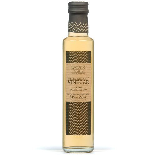 White Balsamic Vinegar from Navarino Icons 250ml